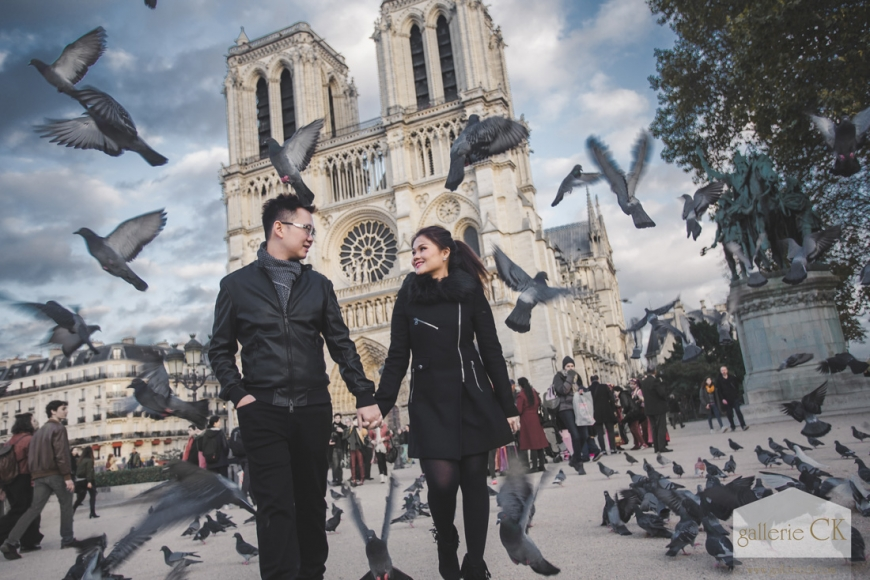 Paris Prague Hallstatt Salsburg Prewedding photographer 017