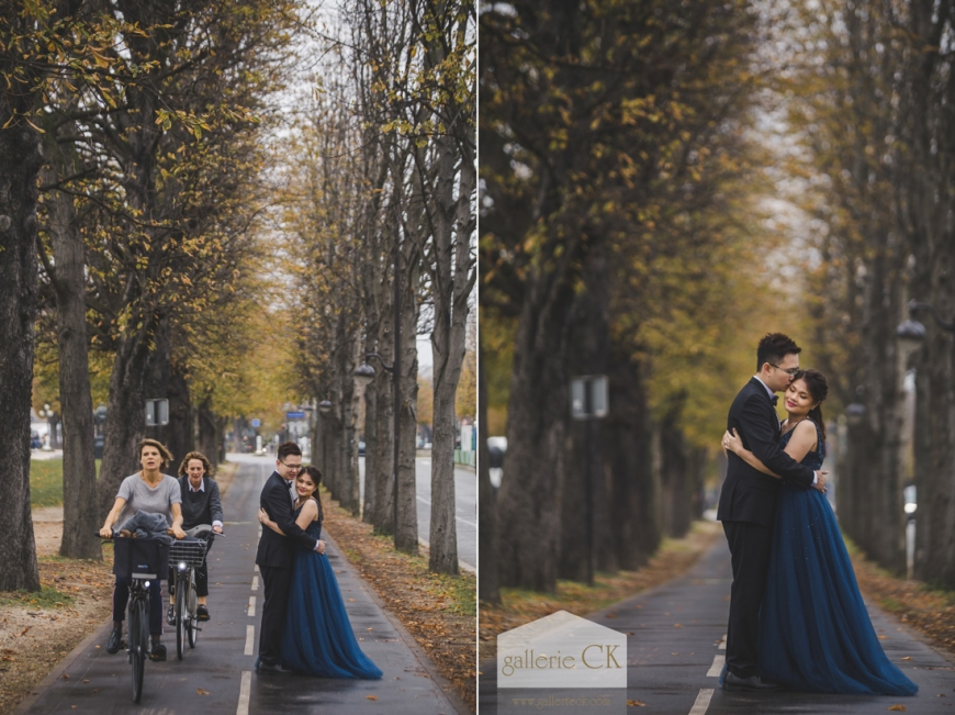 Paris Prague Hallstatt Salsburg Prewedding photographer 019